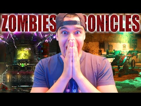 "Mi PRIMERA VEZ en el ""DLC 5"" ZOMBIES CHRONICLES de BLACK OPS 3!! - AlphaSniper97"