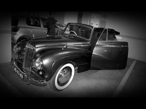 Test drive Sumbeam Talbot 90