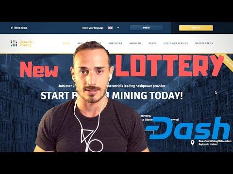 Genesis Mining -Il Grande Ritorno Di DASH!