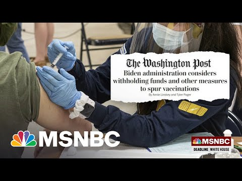 Republican Leaders Throw In The Towel When It Comes To Covid | MSNBC