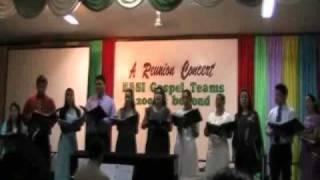 bbsi reunion concert of gospel teams 2000 beyond part 1 b