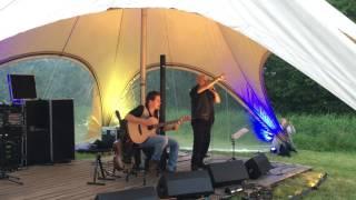 Lord Of The Flies (Iron Maiden) Acoustic - Blaze Bayley & Thomas Zwijsen