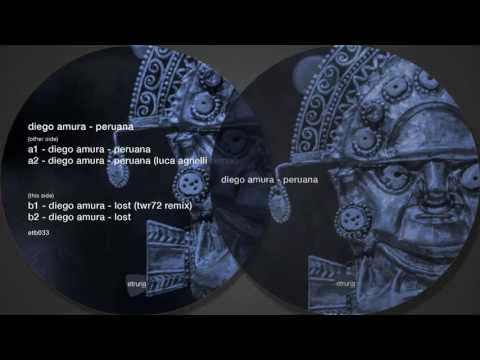 Diego Amura - Peruana (Original Mix) [ETRURIA BEAT]