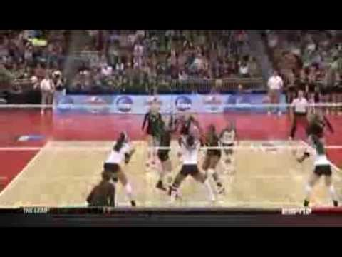 2012 Volleyball National Championship - Texas v. Oregon