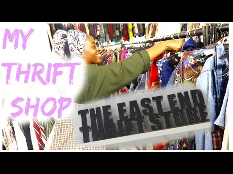 THE EAST END THRIFT STORE | BRICK LANE