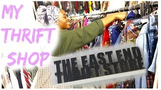 Hey Friends! I took my first visit to The East End Thrift Store! I ...