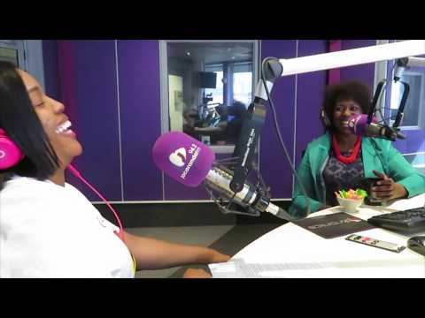 Makhosi Khoza gushes about Thabo Mbeki during a round of 'Quickfire' with Martin and Tumi