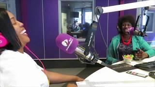 Makhosi Khoza gushes about Thabo Mbeki during a round of
