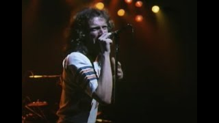 Foreigner - Hot Blooded (Official Live Video)