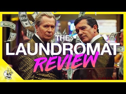 THE LAUNDROMAT Netflix Movie Review (No Spoilers) | Flick Connection