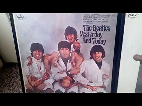 First State Beatles Butcher Cover - Yesterday and Today - Beatles HOLY GRAIL!
