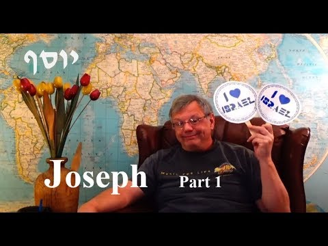 Joseph Part 1 Genesis 37
