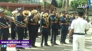 الموسيقى العسكرية تعزف مقطوعات وطنية بالمتحف المصري احتفالا بأكتوبر.. فيديو وصور