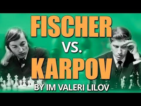 Fischer vs. Karpov 💣(World Chess Championship Match) by IM Lilov