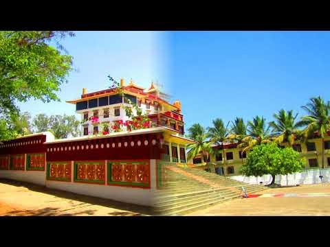 Tibetan colony Mundgod