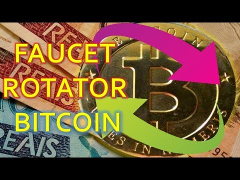 Bitcoin Faucet Rotator Pagando Direto Na FaucetHub!