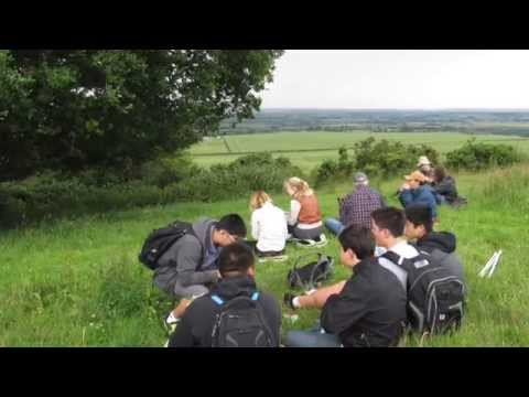 Field Botany Course, England 2014