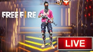 [🔴 HD Quality TEST ] RANKED MATCH  Free Fire Live  INDIA