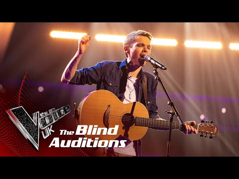 Alex Buckley's 'Something' | Blind Auditions | The Voice UK 2020