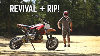 Download $150 Worn Out Pit Bike | Will it Run? Mp3 and Videos