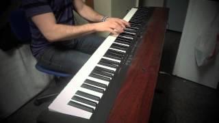 Rihanna - Unfaithful (Piano Solo)