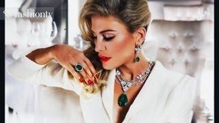 Avakian Jewelry Photoshoot with Hofit Golan - Part 1 | FashionTV