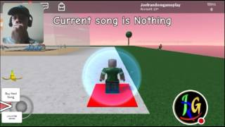 Turn Down 4 what!? Musical Chairs in ROBLOX!!!