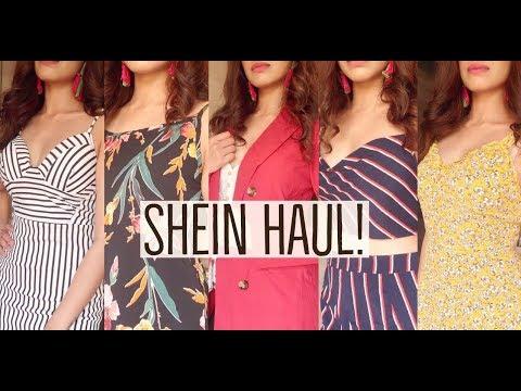 9d12b4e895 HUGE SHEIN HAUL | Wow! | Malvika Sitlani - YouTube