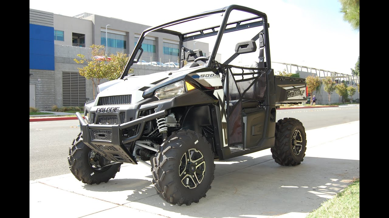 2015 Polaris Ranger >> 2015 Polaris Ranger Xp 900 Youtube