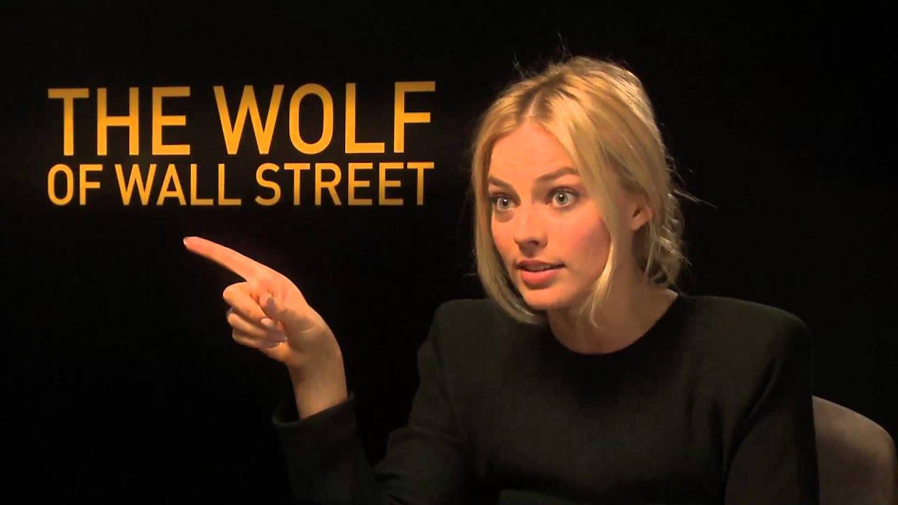Margot Robbie The Wolf Of Wall Street