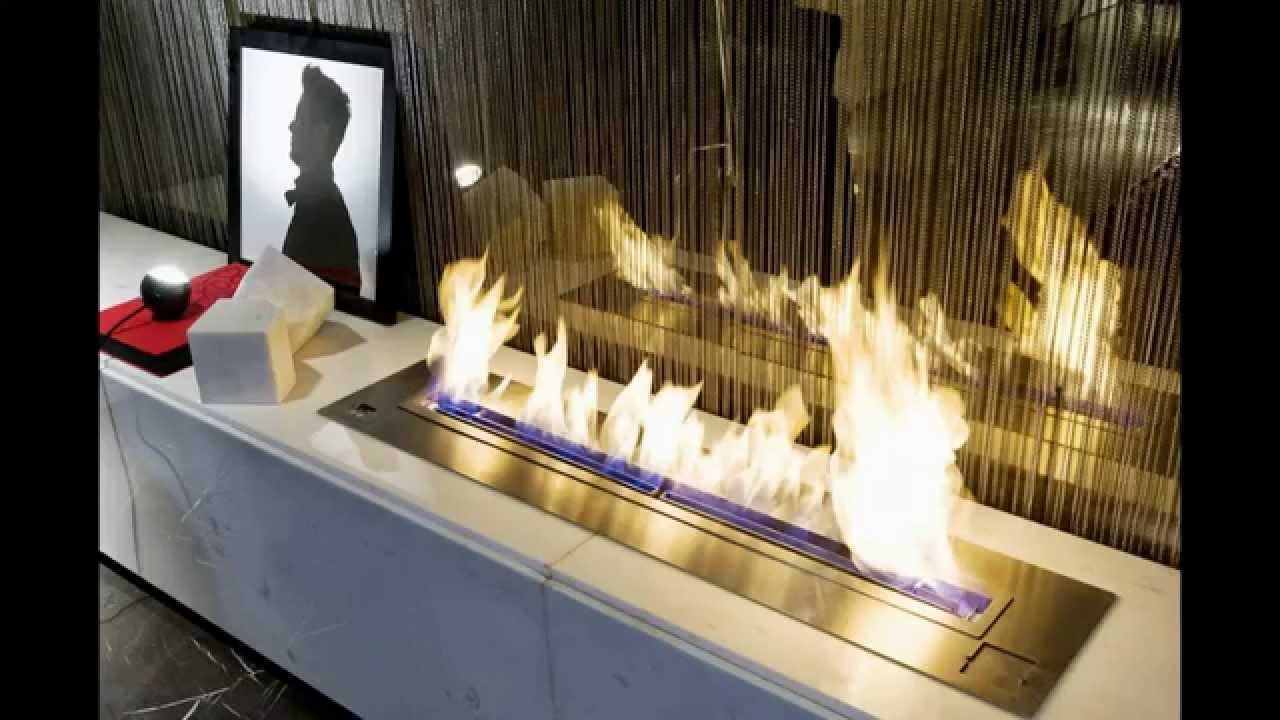 Afire chimeneas y hogares de dise o instale su quemador - Chimeneas de biotanol ...