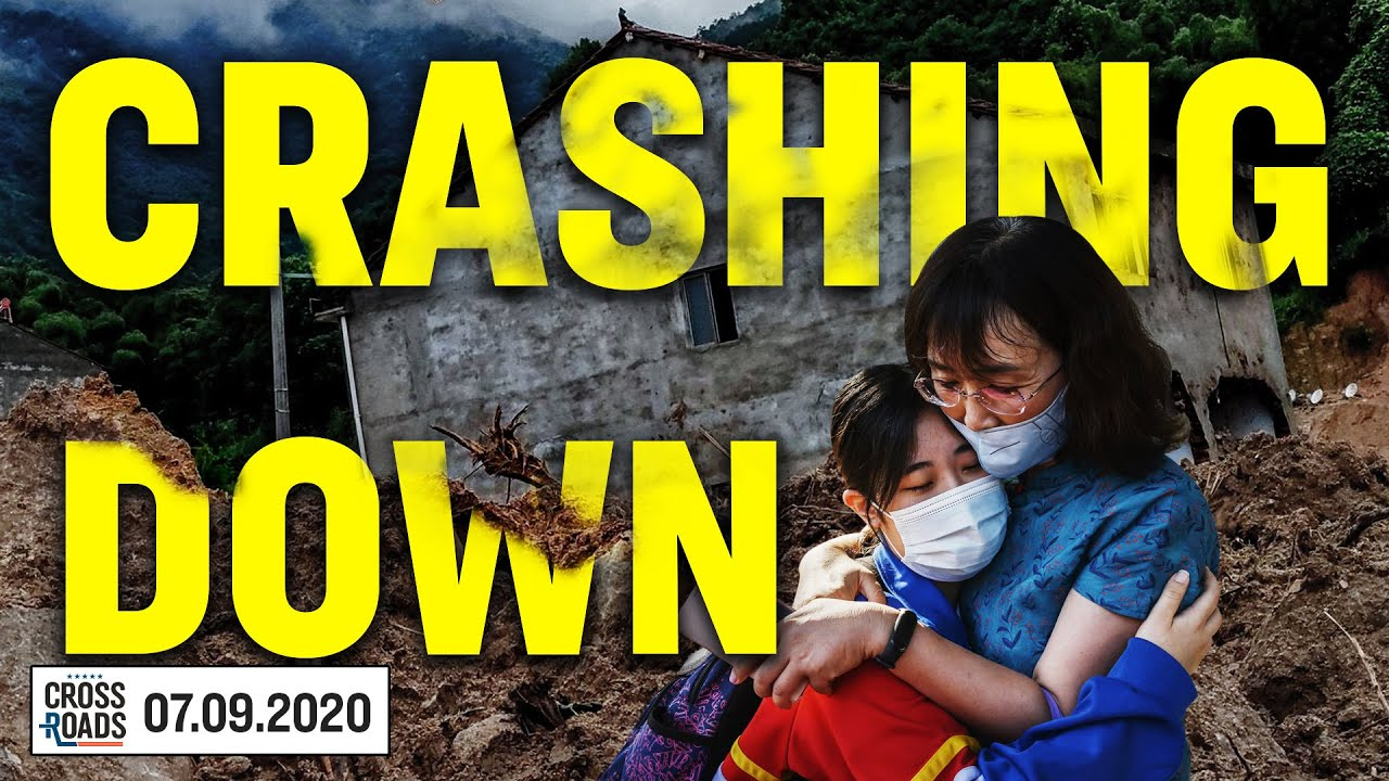 9,000 People Evacuated In Jianxi, China; Financial Troubles For Chinese Military Company?|Crossroads