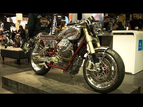 2018 Progressive International Motorcycle Show - Chicago, IL