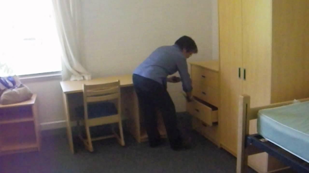 Calarts Dorm Room