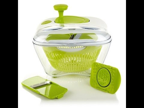 Slow Juicer With Salad Maker : Hand Juicer & Multi Grinder Doovi