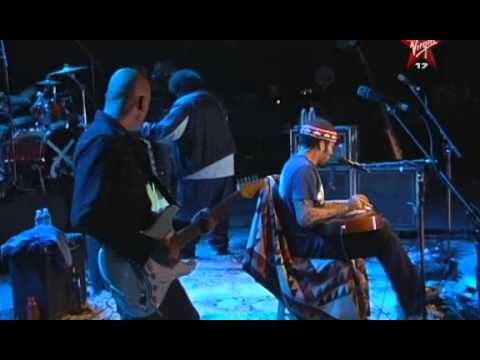 Ben Harper live Toronto 2006 french tv