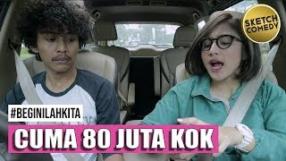 """ BEGINILAH KITA "" Eps. Cuma 80 Juta Kok | English Subtitles MP3"
