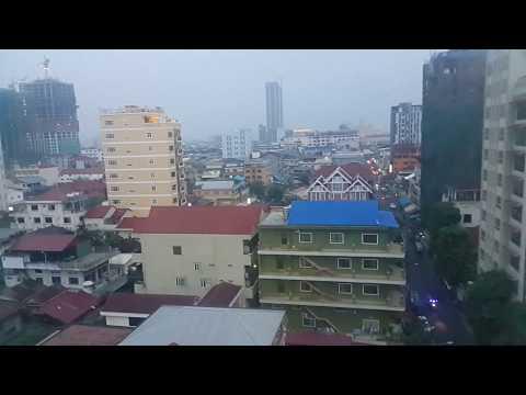 Hotel in PhnomPenh ,City overview, Cambodia, March 29, 2018(12)