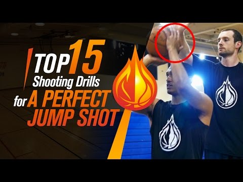 These 15 BASKETBALL SHOOTING DRILLS Will...