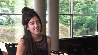 2015 Summer Interns Interviews - Sara Arietaleaniz