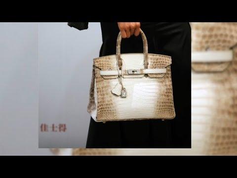 World S Most Expensive Handbag Ever Sold