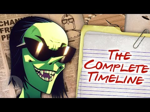 Ace In Gorillaz?! Full Story & Secrets Explained  Cartoon Conspiracy Ep 207  Channel Frederator