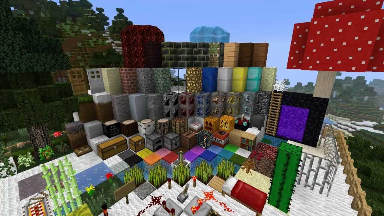 minecraft texture pack 1.4.7