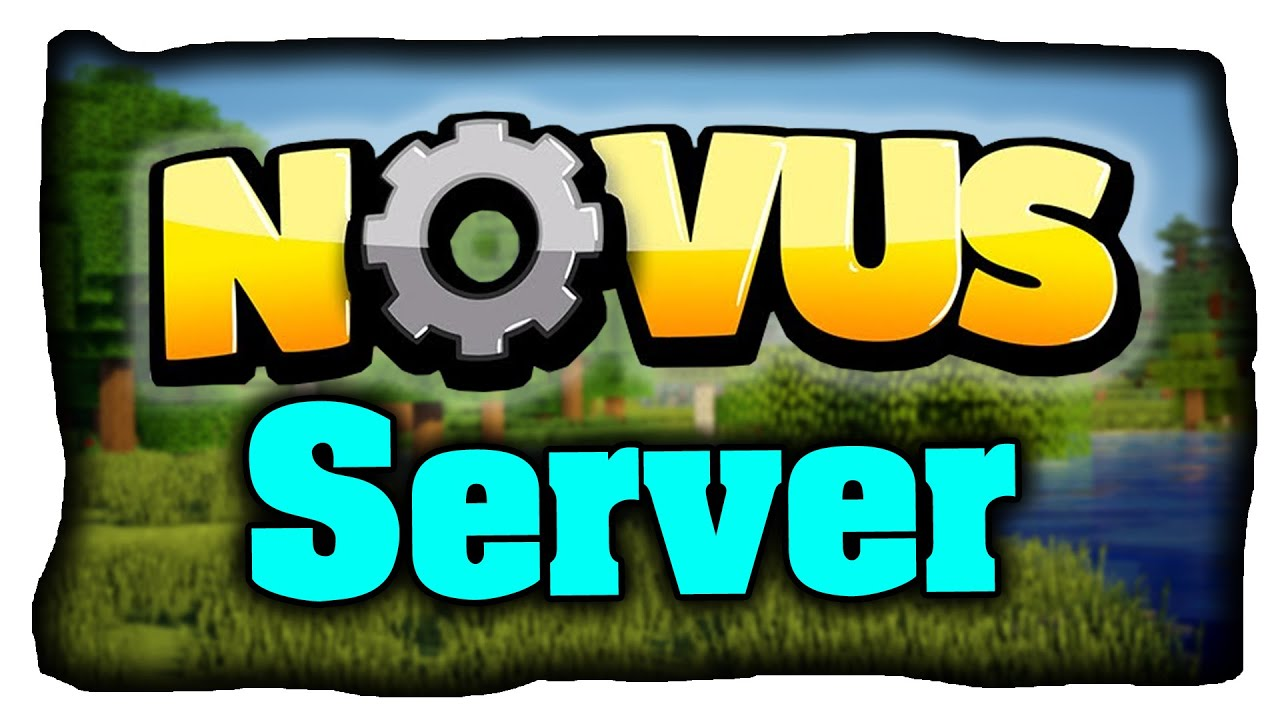 Minecraft NOVUS Server Erstellen Tutorial Bevos Tech Pack - Minecraft novus spielen