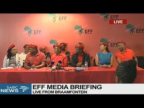 EFF Media Briefing, 13 October 2016