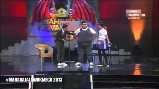 Maharaja Lawak Mega 2013 - Minggu 5 - Persembahan Bocey