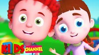  Schoolies | Car Cartoon For Kids | Nursery Rhymes | Songs For Children | Kids Channel