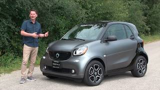Smart fortwo Coupe - Electric Drive - Mercedes-Benz Langley, BC