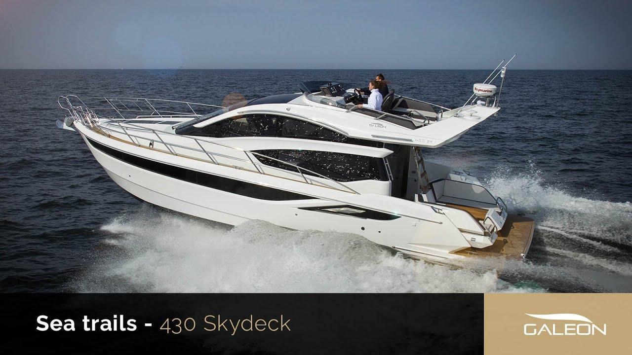 430 SKYDECK - Galeon