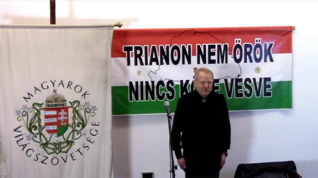 Patrubany Miklós: Mit lehetett volna tenni Trianon ellen a 100. évfordulóján?